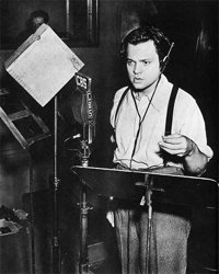 Orson Welles 1 X