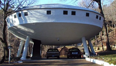 Spaceship House, Chattanooga 1