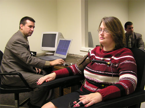 what is polygraph testing Although the polygraph can be useful in coercing confessions, it is based on scientifically implausible assumptions of accuracy and is biased against the.