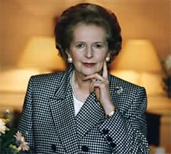 Margaret+Thatcher