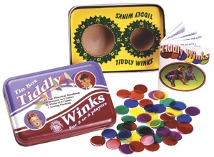 Tin Tiddlywinks
