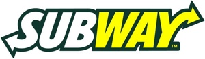 Subway Logo Large