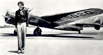Earhart Plane