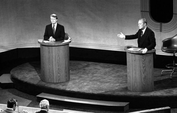 800Px-Carter And Ford In A Debate, September 23, 1976