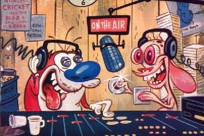 Ren And Stimpy Djs