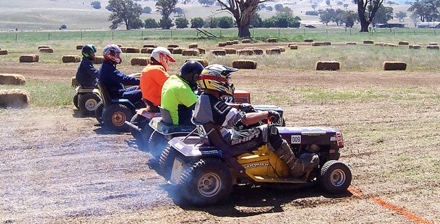 lawn-race