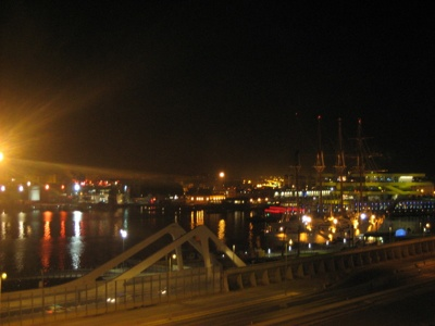 Port At Night 2