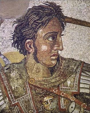 Cultural depictions of Alexander the Great