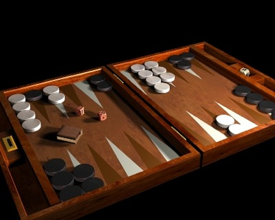 Backgammon Board3
