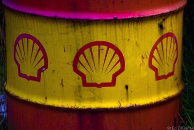Shell-Oil-Barrel