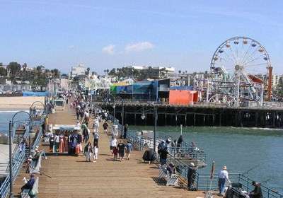 Santa-Monica-Pier-Address