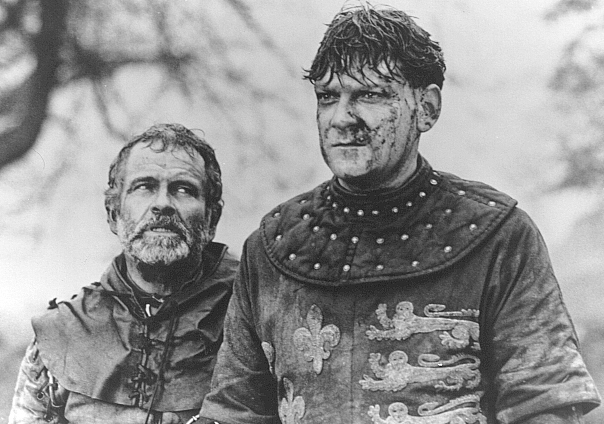 comparing branagh and olivier Hamlet (branagh), the prince of denmark branagh's hamlet lacks the narcissistic intensity of laurence olivier's (in the 1948 academy award winner).