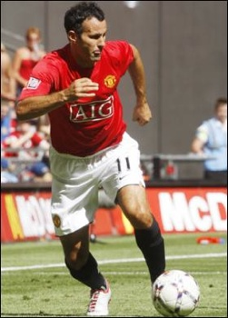 Ryan Giggs 438366A