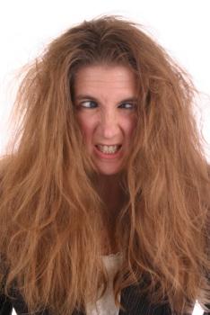 Tangled-Hair