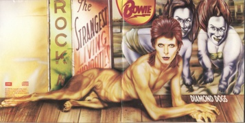 David Bowie - Diamond Dogs 1