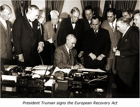 10 great moments in us history listverse - The marshall plan was designed to ...