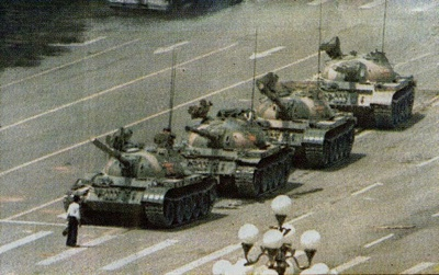 Tiananmen Tank 1.Sized