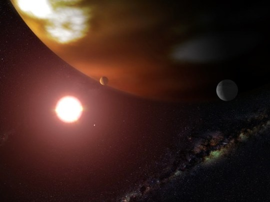 800Px-Artist's Concept Of Gliese 876 B