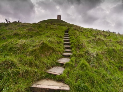 Glastonbury Tor-
