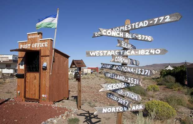 What is a micronation?