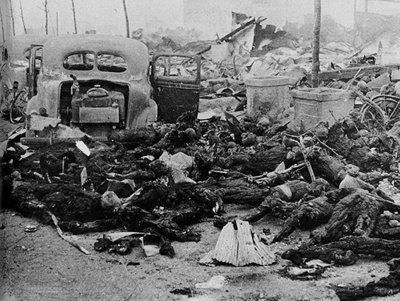 Hiroshima And Nagasaki Victims Nuclear Bombing