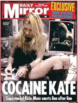 Medium Kate Moss Cocaine