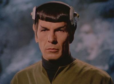 Remote Spock
