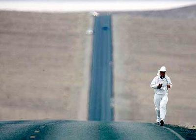 12 Badwater Ultra Marathon 2007