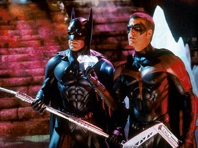 Clooney Batman And Robin