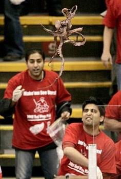 Fans Octopus 2009