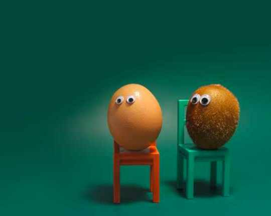 Egg-On-Chair