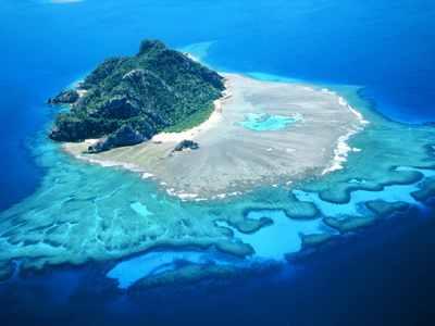 Monuriki Island Mamanucas Fiji