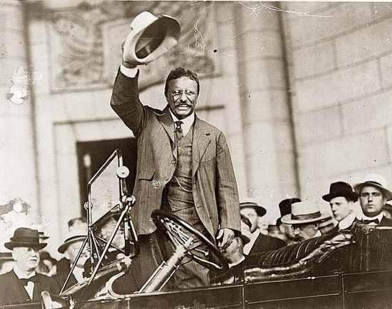 Threequarter-Roosevelt
