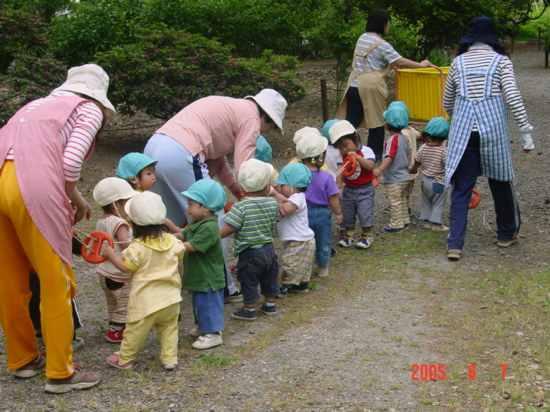 Japanese Schoolchildren