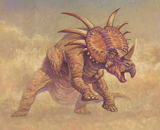 Styracosaurus