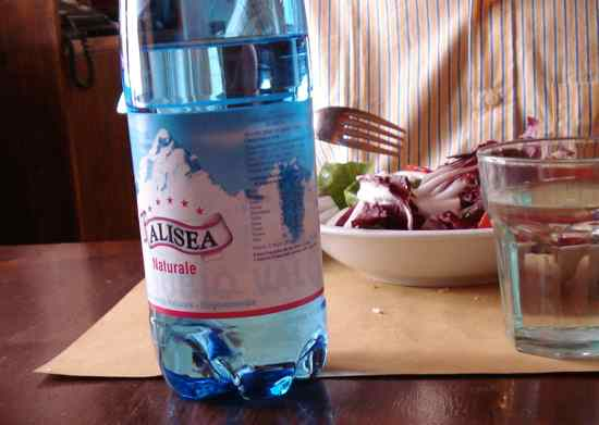 Italy Bottled Water1