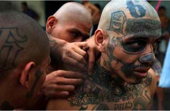 El Salvador unites rival MS-13 and Barrio 18 gang members in same ...
