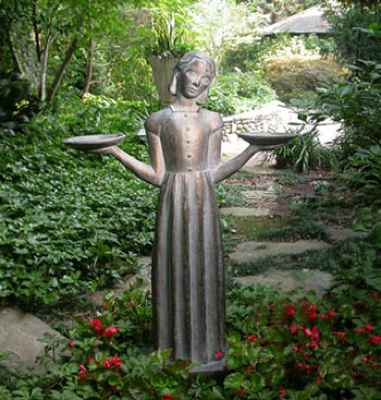Savannah-Bird-Girl-Statue