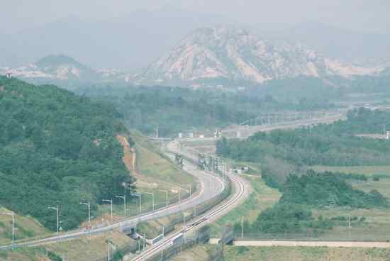 Donghae-Bukbu Line On Korean Dmz