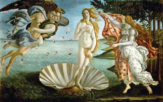3. Sandro Botticeli