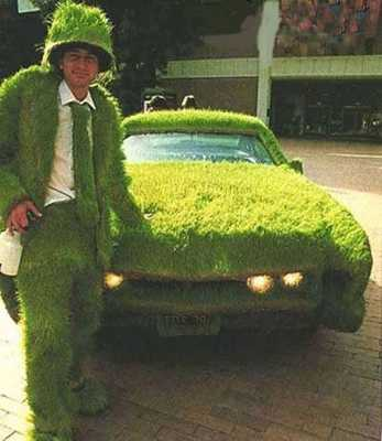 Green-Grass-Car
