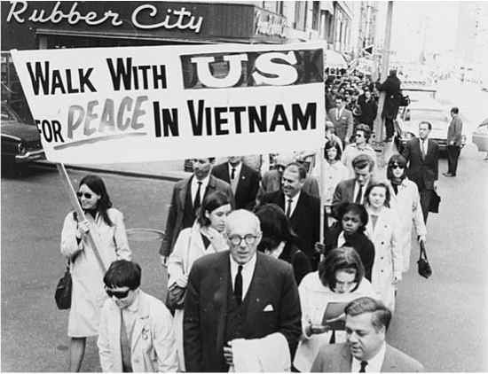 Anti-Vietnam Protest