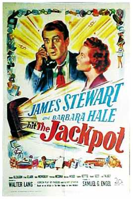 The Jackpot - 1950- Poster