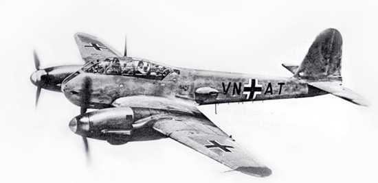 Messerschmitt-Me-210