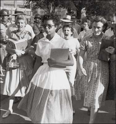 Little Rock Desegregation 1957