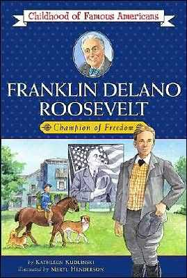 Franklin Delano Roosevelt Champion Of Freedom