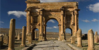 city_of_timgad