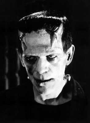 Karloff  Boris  Frankenstein  03 5464