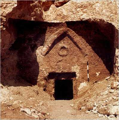 Tomb Of Jesus-Discovered 1980