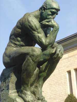 Thinkingman Rodin